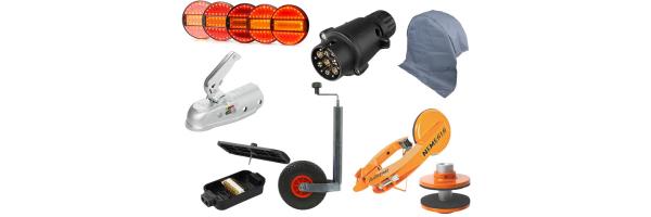 Trailer accessories