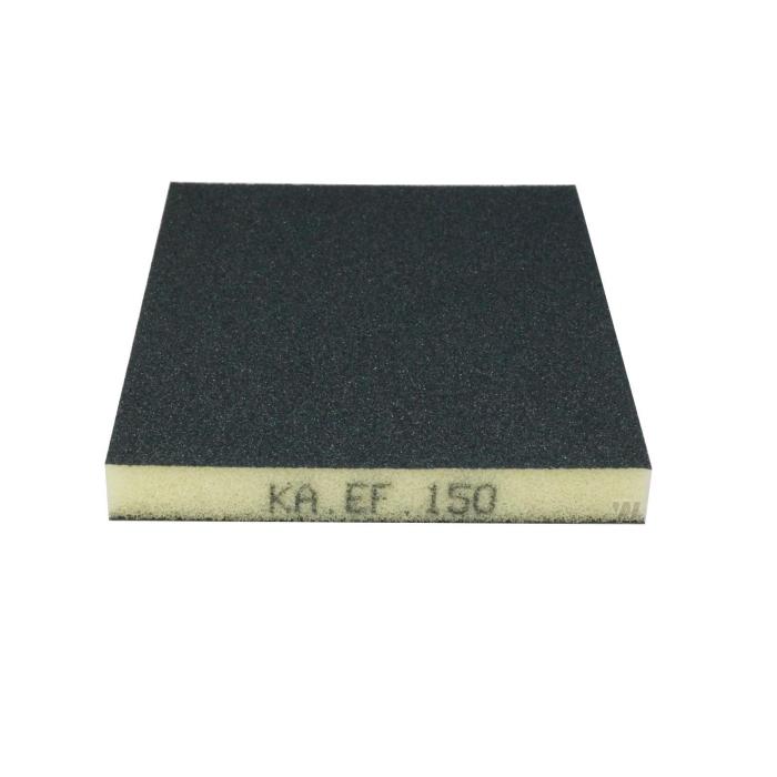 5 Stück Schleifmatte  Schleifpad P240 schwarz