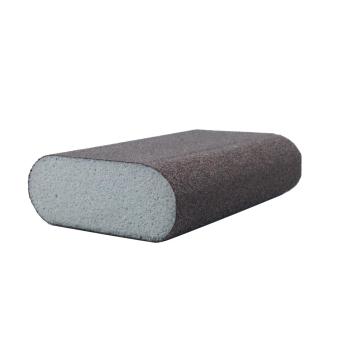 Abrasive sponge round grain 100 p220 Abrasive mat...