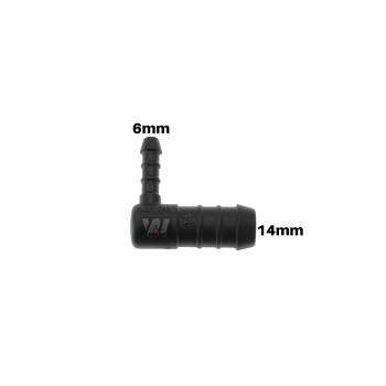 WamSter l angle hose connector 90 degrees -piece Pipe...