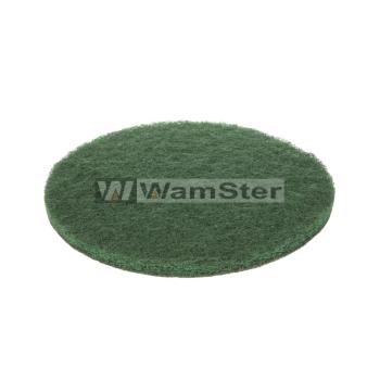 Abrasive fleece disc p240 150mm green coarse Abrasive pad...