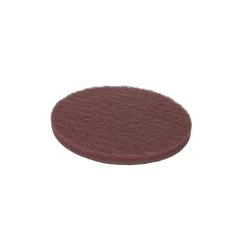 Abrasive fleece disc p320 150mm red medium Abrasive pad...