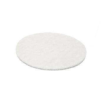 Abrasive fleece disc p4000 150mm white fine Abrasive pad...