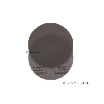d 150 mm - p2000 - useit®-Superfinishing pad sg2