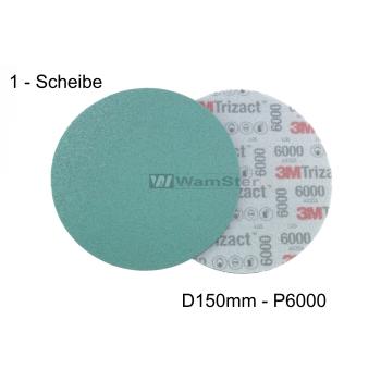 3m Hookit® Trizact® d150 mm - p6000 - fine...