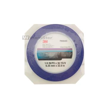 3m 06405 Contour tape blue 6,35mm Scotch 471 ( 6mm )