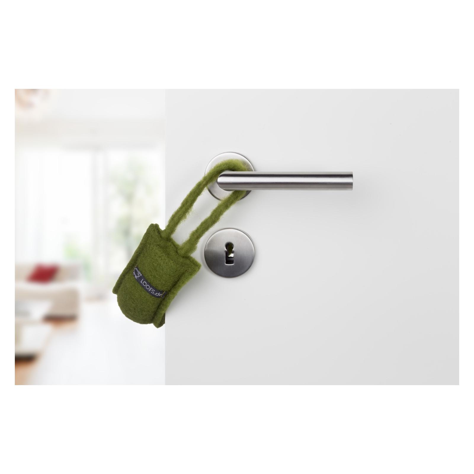 5X Türpuffer Türkordel Doorstop Stopper Türboy Sicherheit Türstopper Klemmschutz