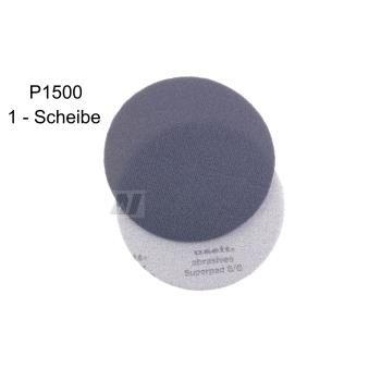 "d128mm/5"" - p1500 - useit®-Superfinishing-Pad sg"