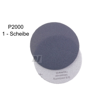 "d128mm/5"" - p2000 - useit®-Superfinishing pad sg2"