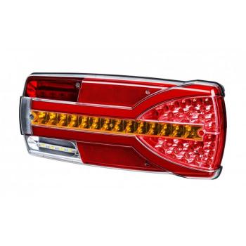 HORPOL® carmen led tail light [r] e9 dynamic running...