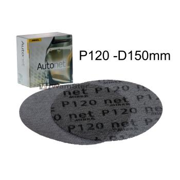 Autonet d150 mm - p120 Grid grinding wheel