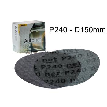 Autonet d150 mm - p240 Grid grinding wheel