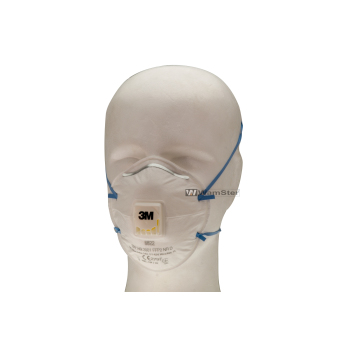3M ™ disposable breathing mask 8822 FFP 2 with...